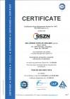 certificate en 2018